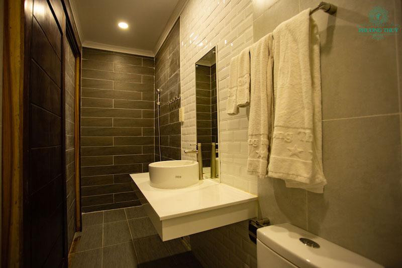 Khách sạn có bồn tắm thu hút sự chú ý của khách hàng