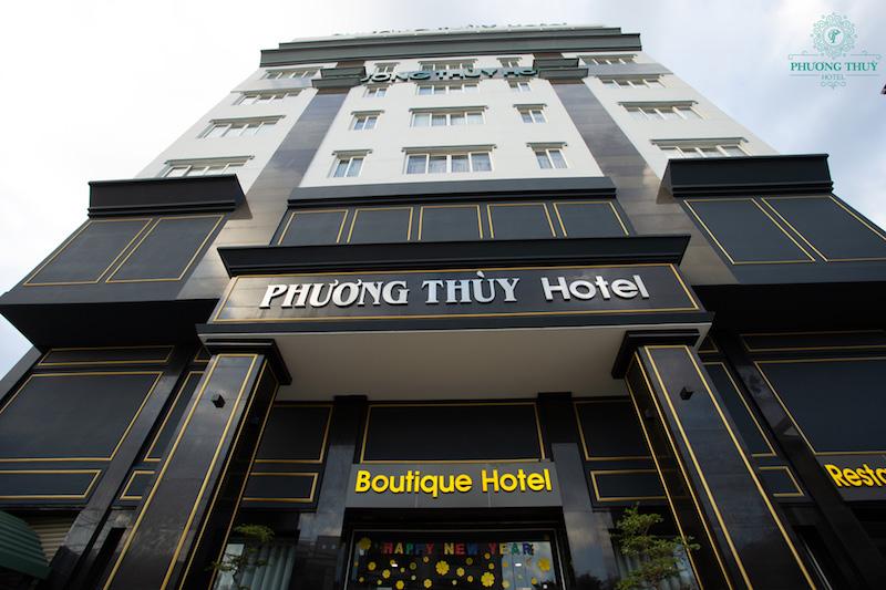 Phương Thùy khách sạn gần ngã tư bình phước